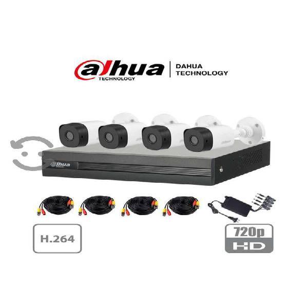 Kit sistema de càmaras de video vigilancia