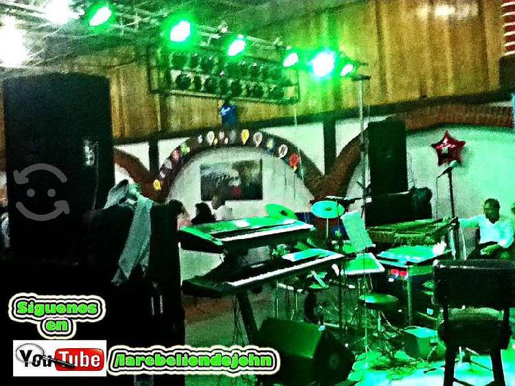 Marimba con grupo versátil en cdmx y edomex