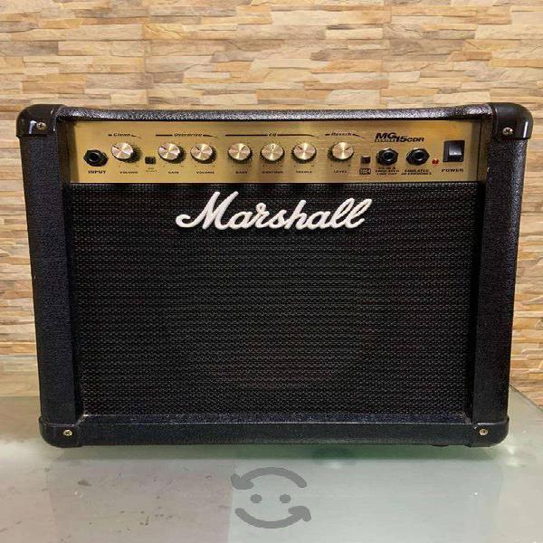 Marshall mg15cdr amplificador de guitarra