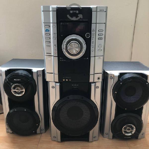Sistema de sonido sony