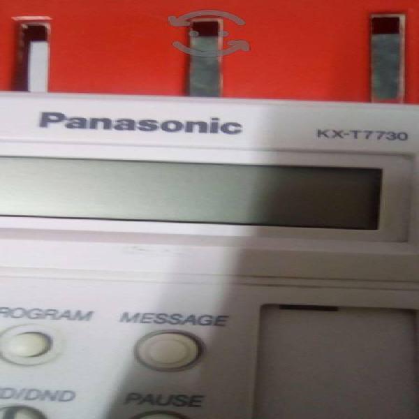 Telefono panasonic kx t7730