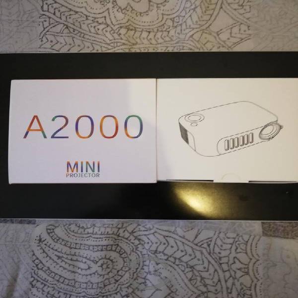 Mini proyector transjee nuevo