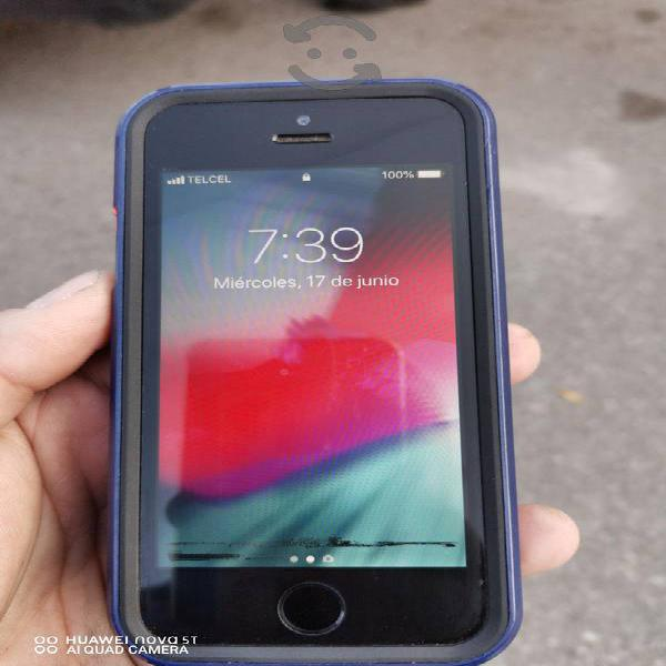 Venta o cambio iphone 5s