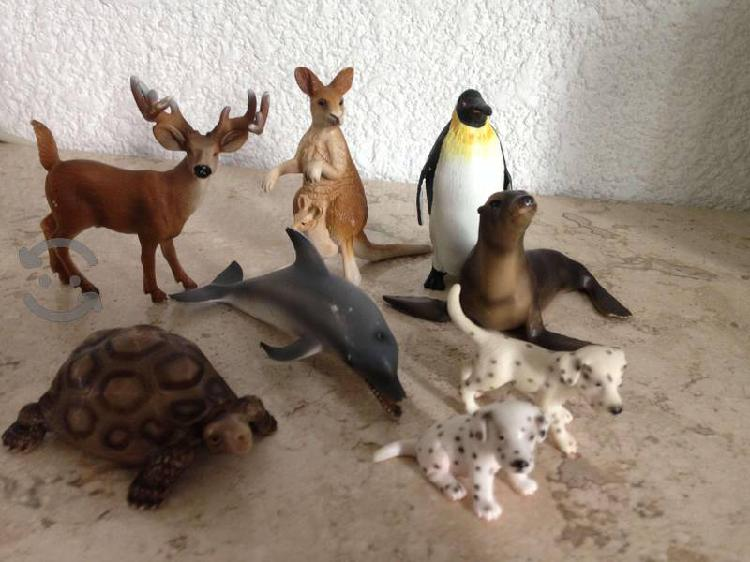 Animales de colección schleich. figuras schleich