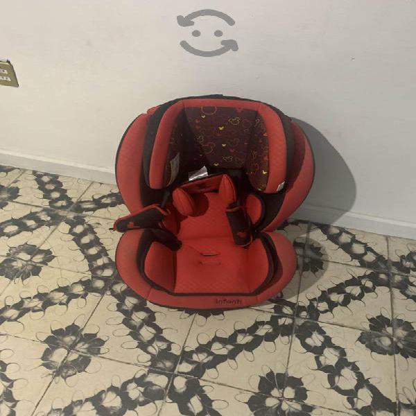 Asiento para bebés mickey mouse