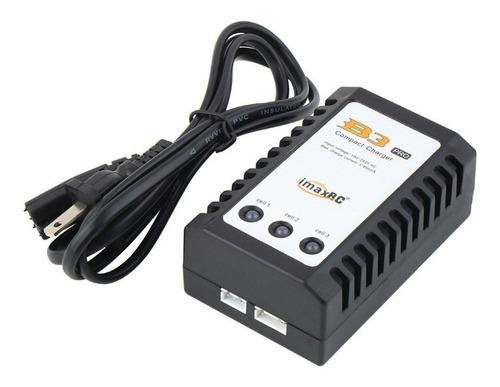 Cargador baterias lipo 2s 3s imax b3 rc robotica