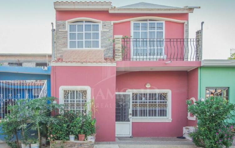 Casa en venta en colonia valles urias ii mazatlán sinaloa