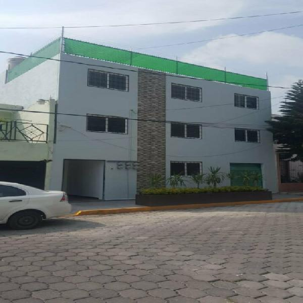 Departamento en renta de san carlos ecatepec estado de