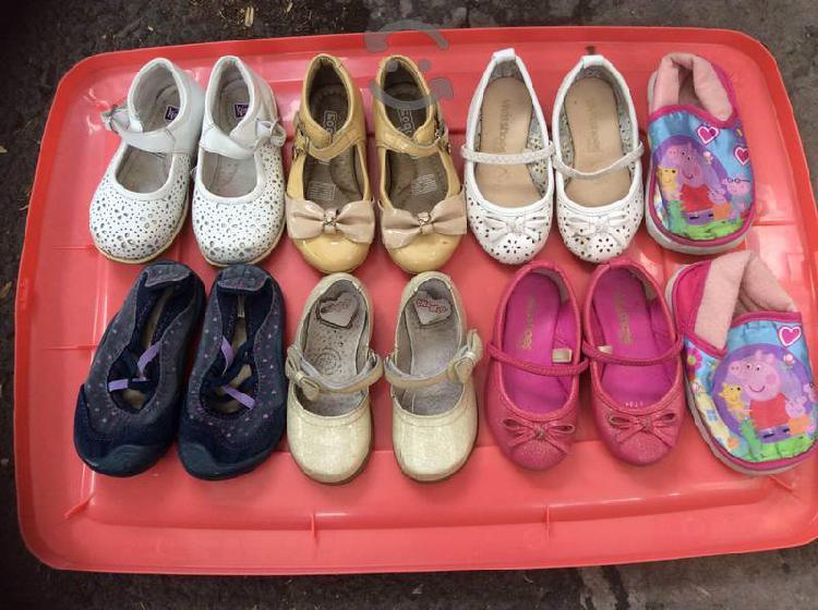Lote 7 pares de zapatos