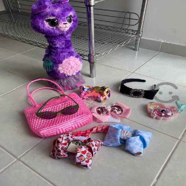 Lote de ropa+juguetes