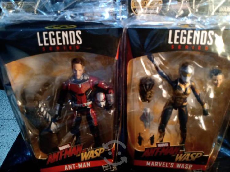 Marvel legends ant man + wasp marvel legends baf