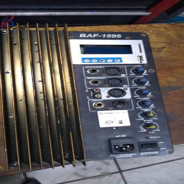 Módulo amplificado steren