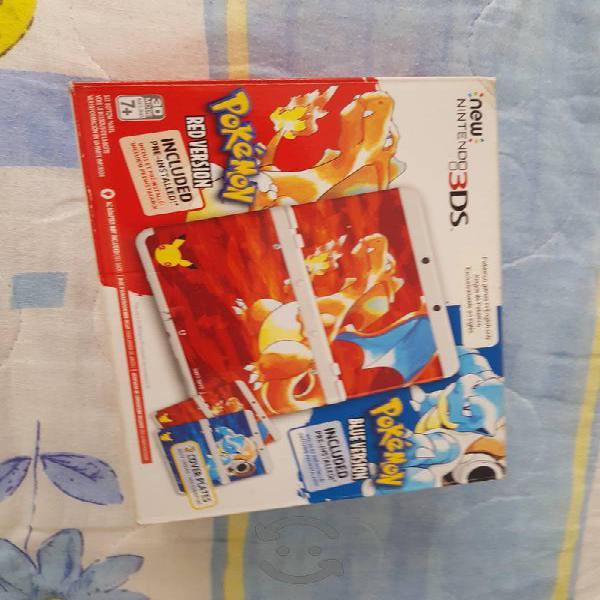 Nintendo 3ds edición especial pókemon 20 aniversar