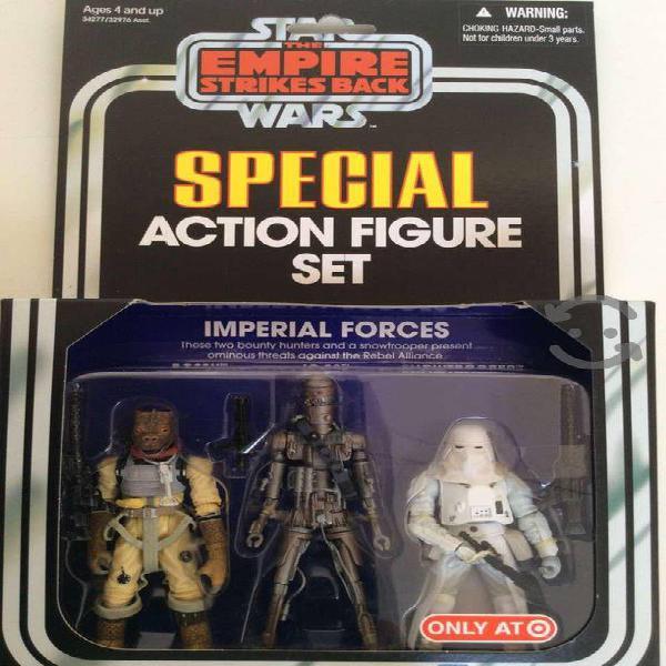 Star wars vintage - imperial forces set