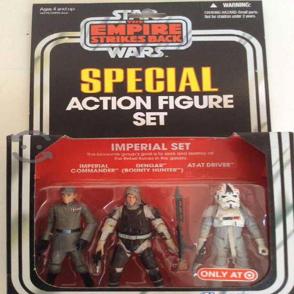 Star wars vintage - special action imperial set