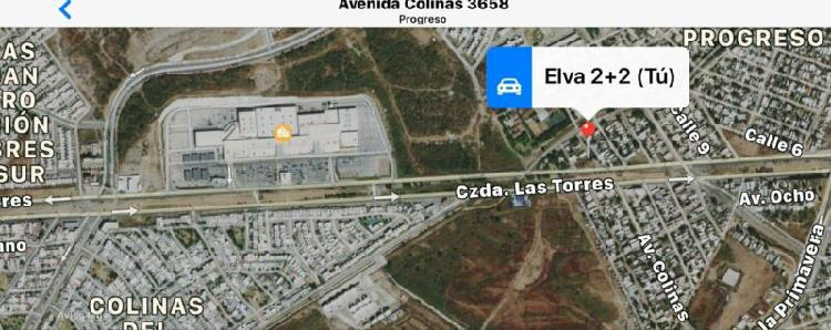 Venta de terreno comercial 469.30 m2 en esquina por calzada