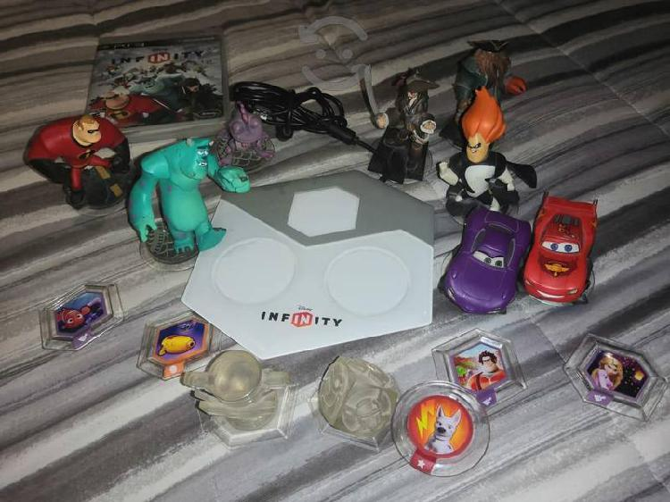 Juegos infinity y skylanders giants ps3