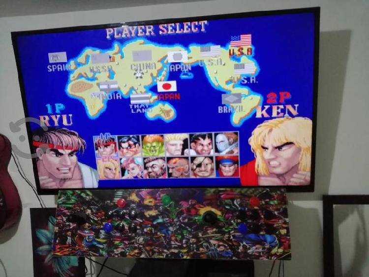 Tablero arcade 15000 juegos incluidos