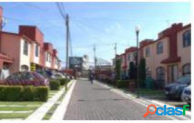 Casa en condominio en venta en san mateo oxtotitlán, toluca, méxico