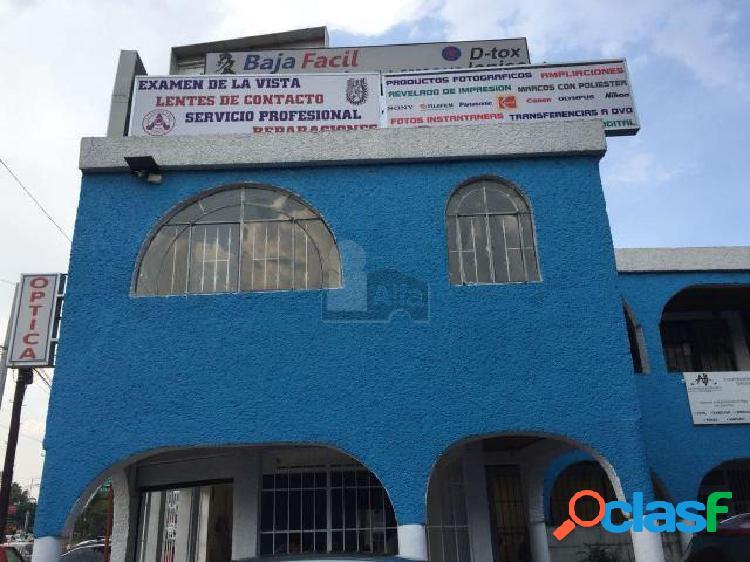 Local comercial en renta en residencial cafetales, coyoacan con 21 m2 en planta alta
