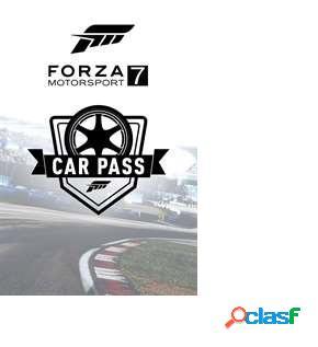 Forza motorsport 7: car pass, xbox one - producto digital descargable