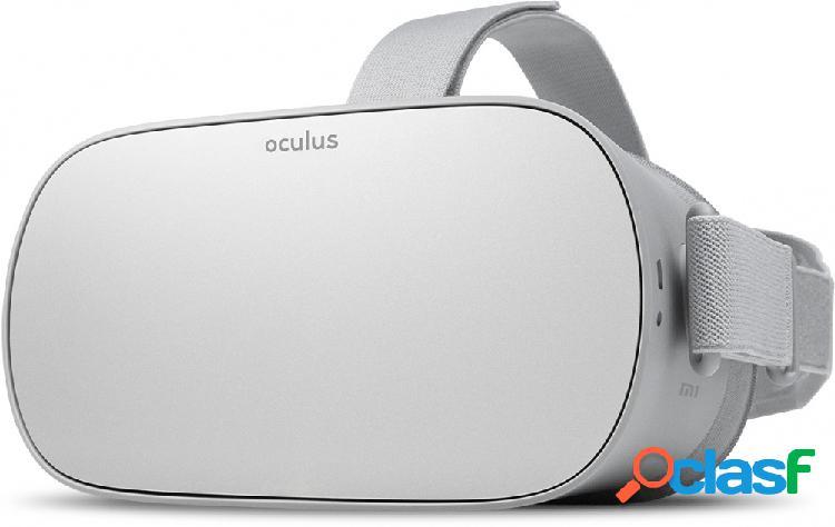Oculus lentes de realidad virtual go, 32gb, blanco