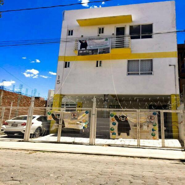 Departamento en Venta Zona San Pedro Cholula, Habitacional
