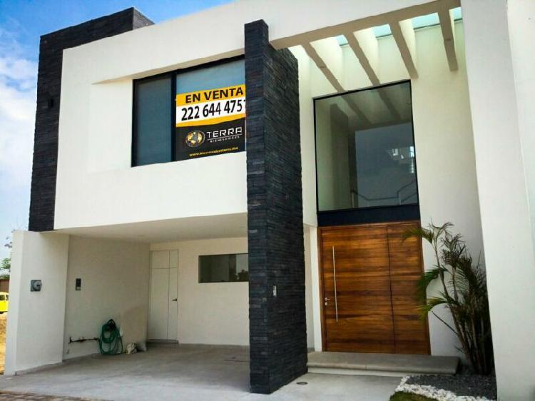 En venta casa nueva en cluster baja california lomas de