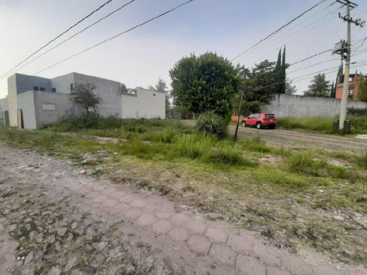 Terreno en zona residencial, san miguel de allende