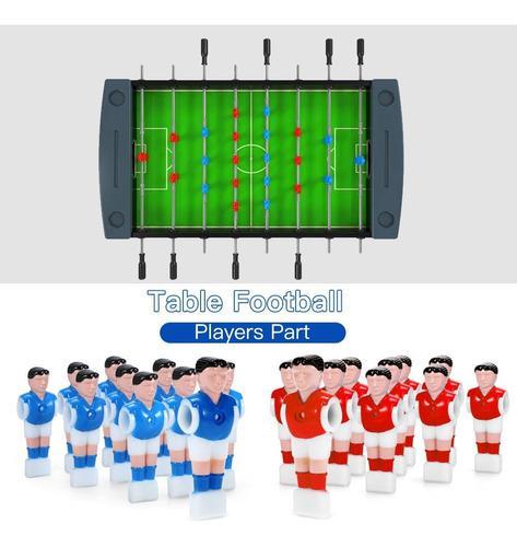 11pcs mesa fútbol machine muñeca 15.8mm calibre juegos