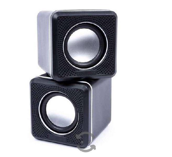 Altavoces para oficina casa con usb 3.5mm audio