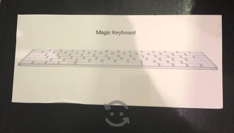 Apple magic keyboard, nuevo, caja sin abrir
