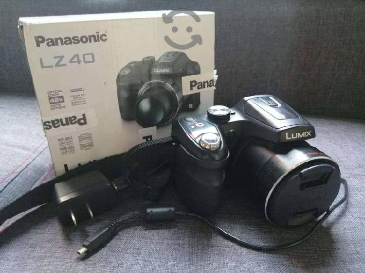 Camara fotográfica panasonic dmc-lz40