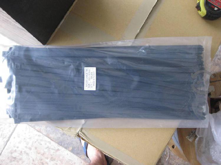 Cintillo grande de plastico de 23 centimetros