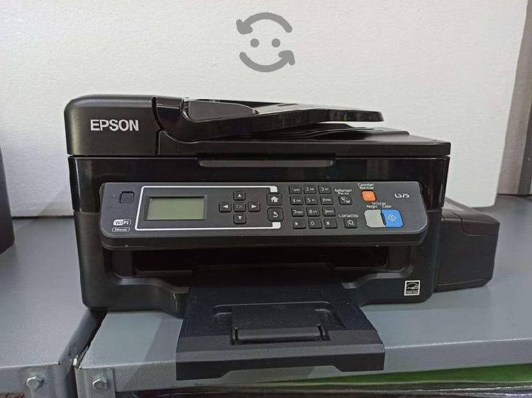 Epson multifuncional l575 usada