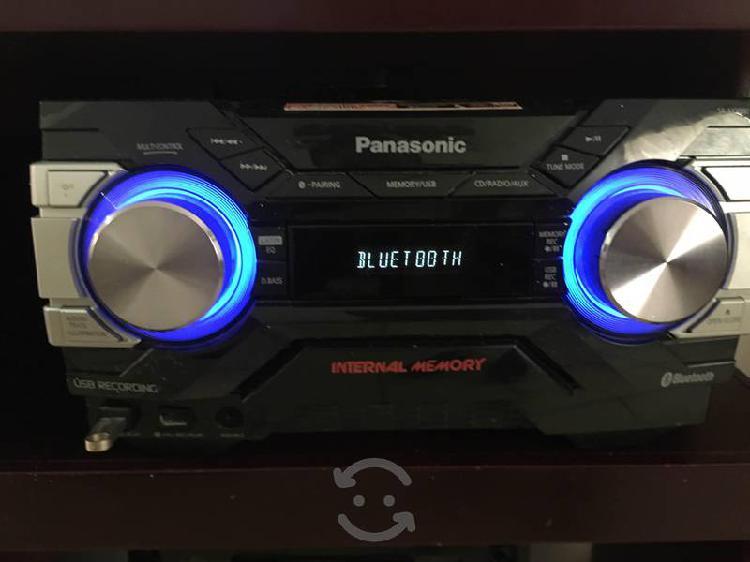Estéreo panasonic sa-akx880