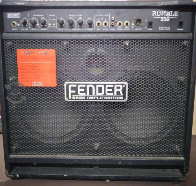 Fender rumble 350 watts