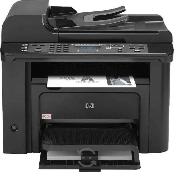 Hp impresora multifunción laserjet pro m1536