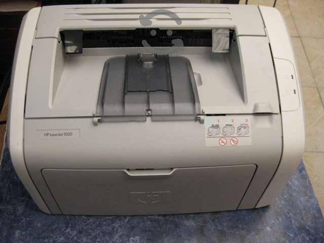 Impresora hp laser jet 1020