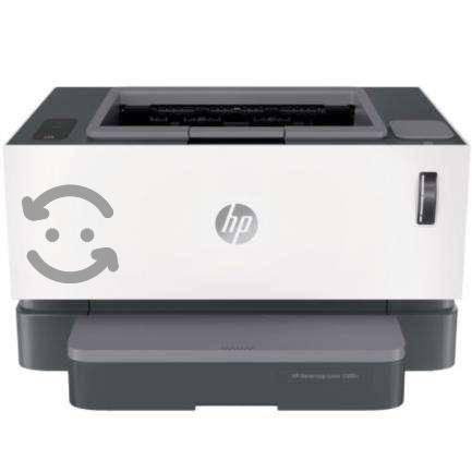 Impresora hp neverstop laser 1000n - monocromática