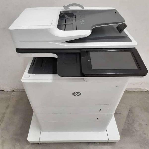 Impresora multifunción hp laserjet enterprise m632
