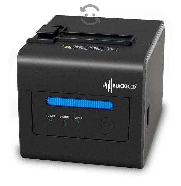 Impresora térmica black ecco be302e pr-2051