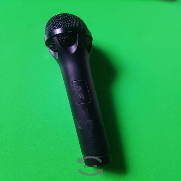 Microfono vocal sennheiser