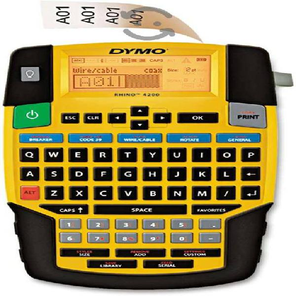 Rotulador electrónico rhino 4200