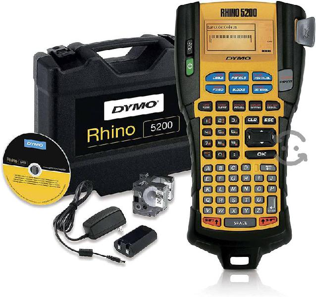 Rotulador electrónico rhino 5200