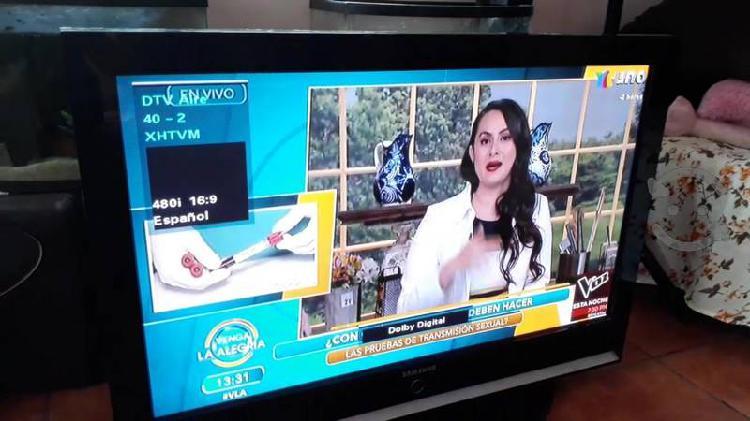 "Samsung plasma tv 42"" pulgadas"
