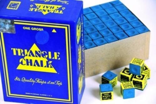 Tiza triangle con 144 piezas