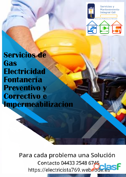 Electricista profesionales