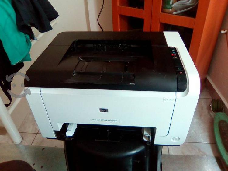 Impresora laserjet hp 1025 color