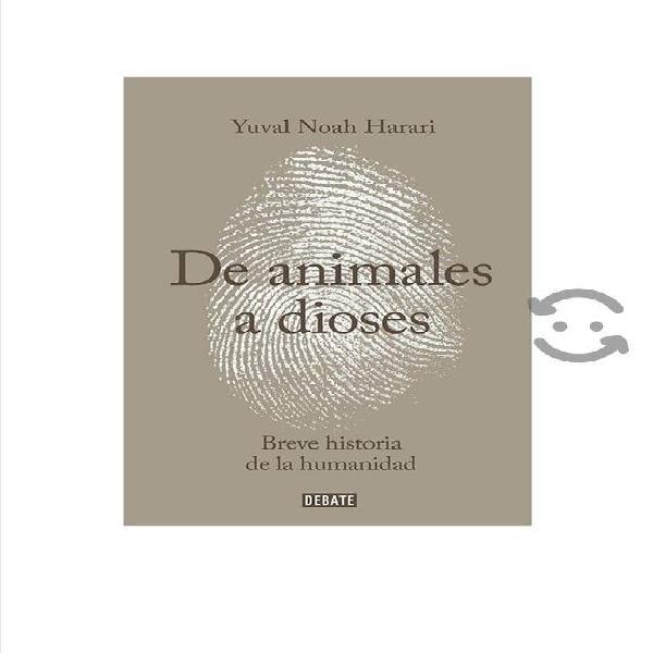 Libro electrónico de animales a dioses